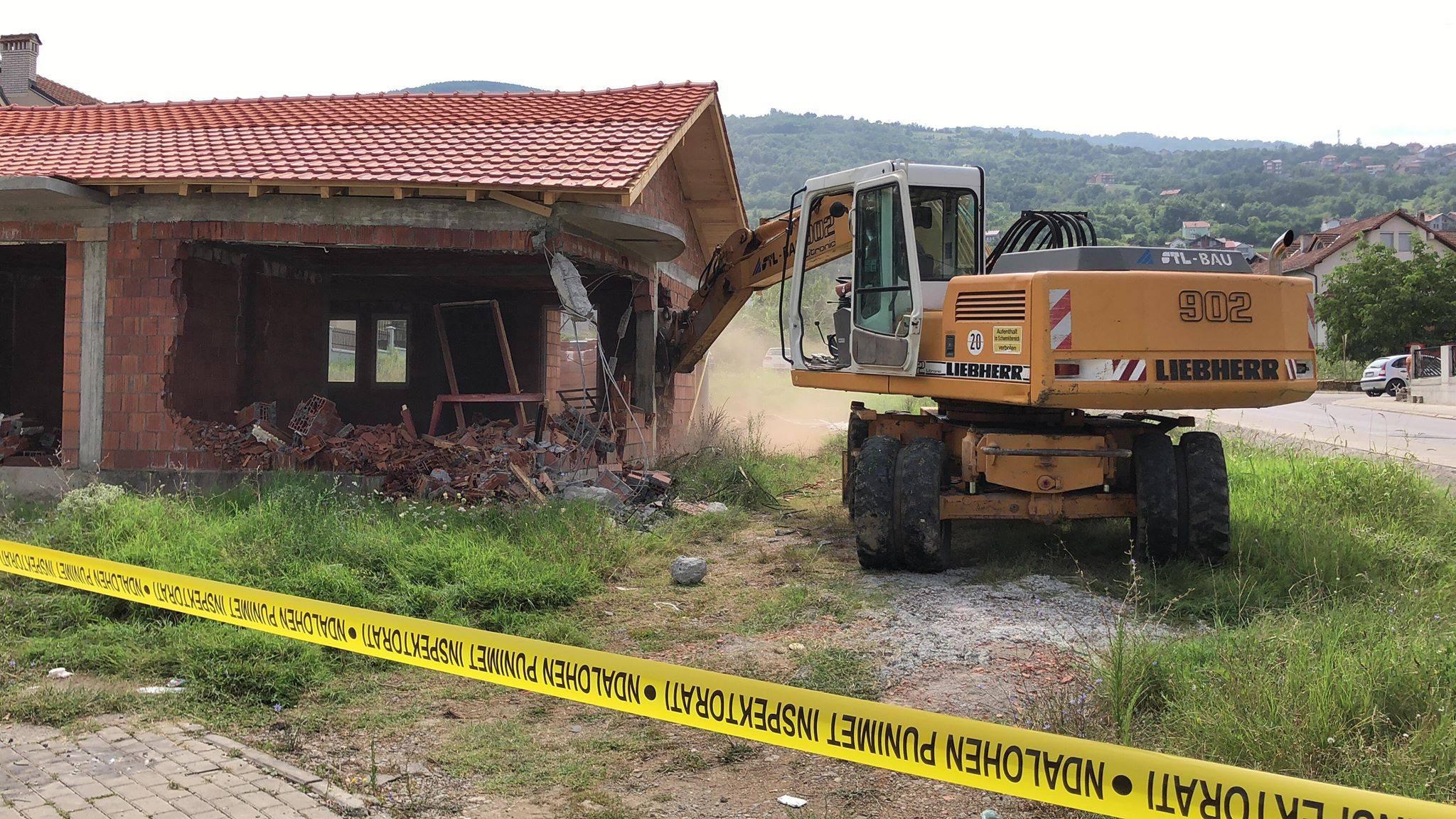 Arrestohet 44-vjeçari që ndërtoi pa leje në Bradashesh, gjatë kontrollit dhunoi policin