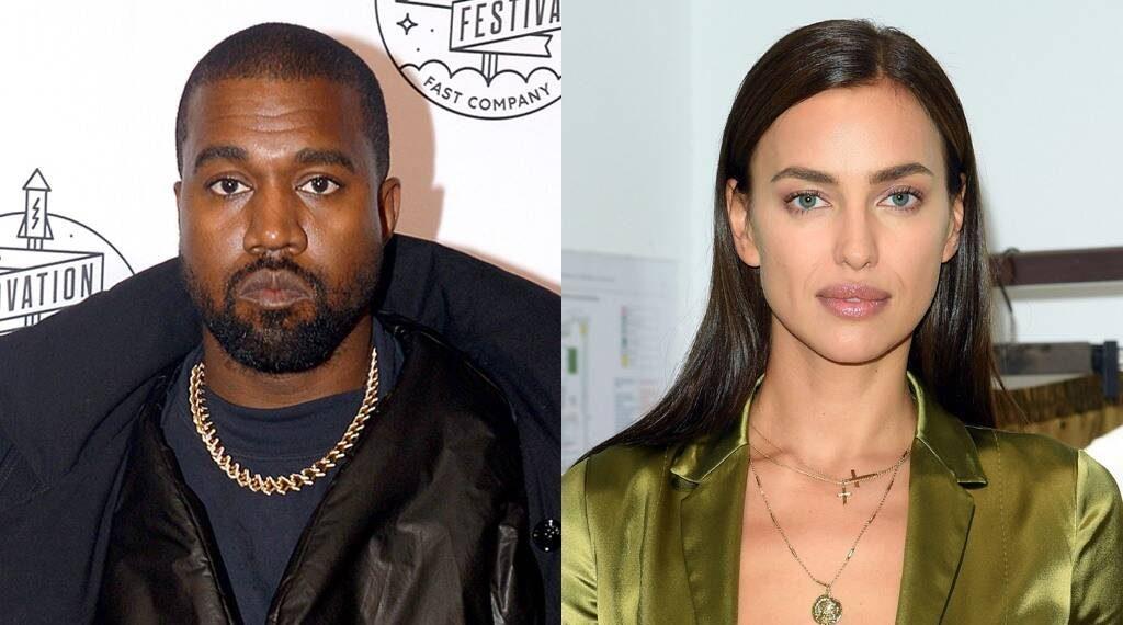 Kanye West festoi ditëlindjen me Irina Shayk, publikohen fotot e para të çiftit të ri