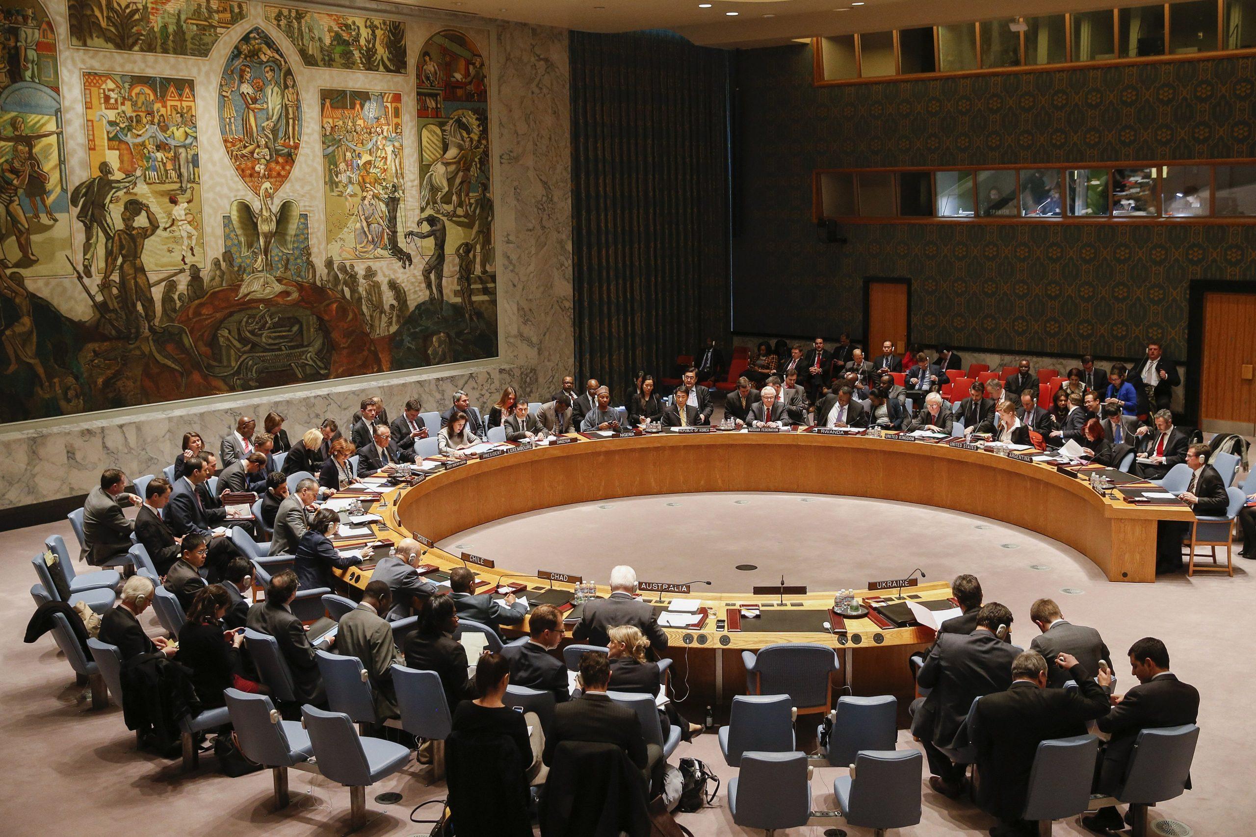 Zgjedhjet për Këshillin e Sigurimit të OKB-së