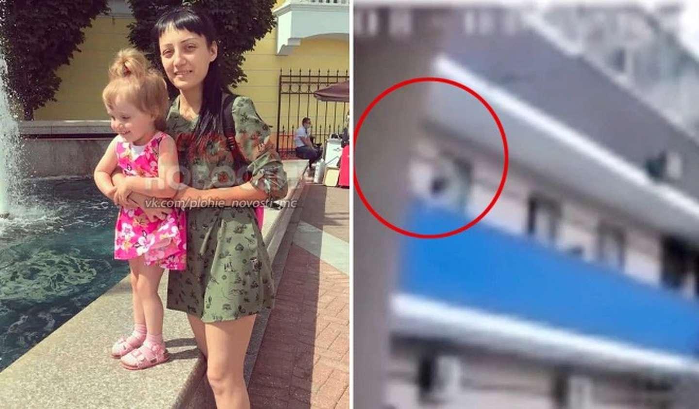 E rëndë, nëna rusë var vajzën nga ballkoni si ndëshkim, 3 vjeçarja bie nga kati i 6 i banesës