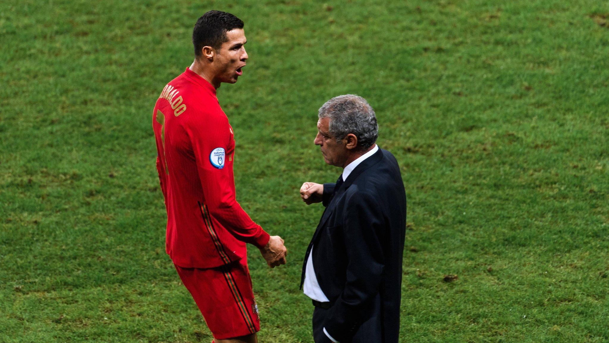 """""""Pjesën e parë ishim super"""", Santos: Penalltia e Francës vendim i gabuar, arbitri do e pranojë"""
