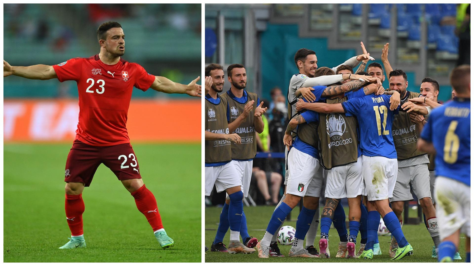 VIDEO/ Spektakël i Shaqirit dhe fitore e Italisë, mbyllen llogaritë në grupin A