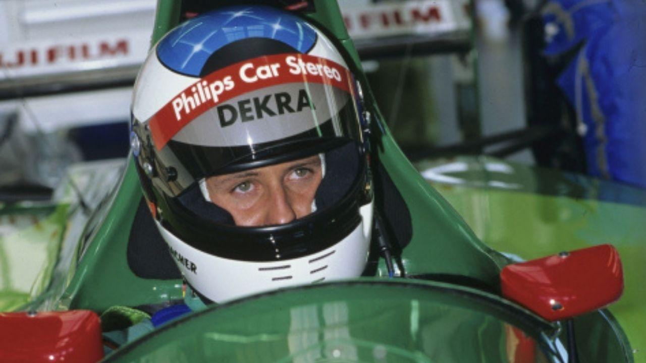 """Çmimi """"bajat i kripur"""", del në shitje makina e parë e Schumacher në Formula 1"""