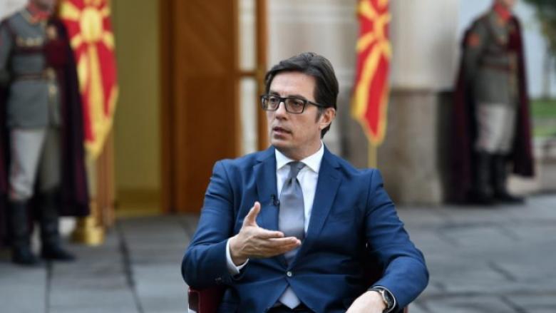 Pendarovski: Nuk kemi alternativë tjetër përveç BE-së, për identitetin nuk negociojmë