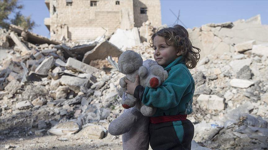 Thuajse gjysmë milioni të vdekur nga 10 vite luftë në Siri, 25,000 prej tyre fëmijë