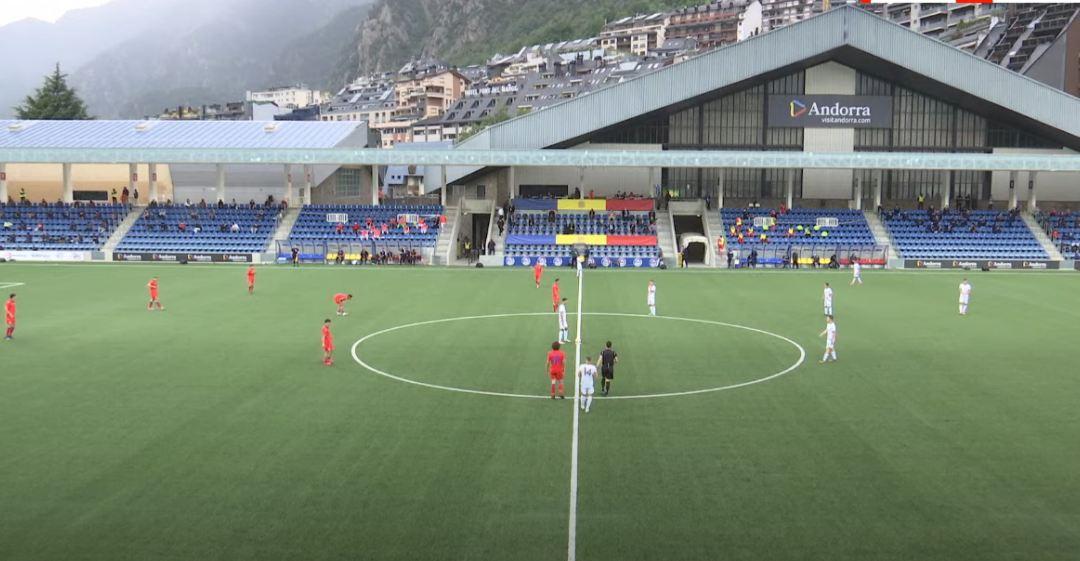 VIDEO/ Fitore e pastër në transfertë, Shqipëria U21 argëtohet me Andorran U21