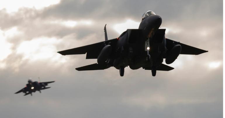 SHBA kryen sulme ajrore në Irak dhe Siri