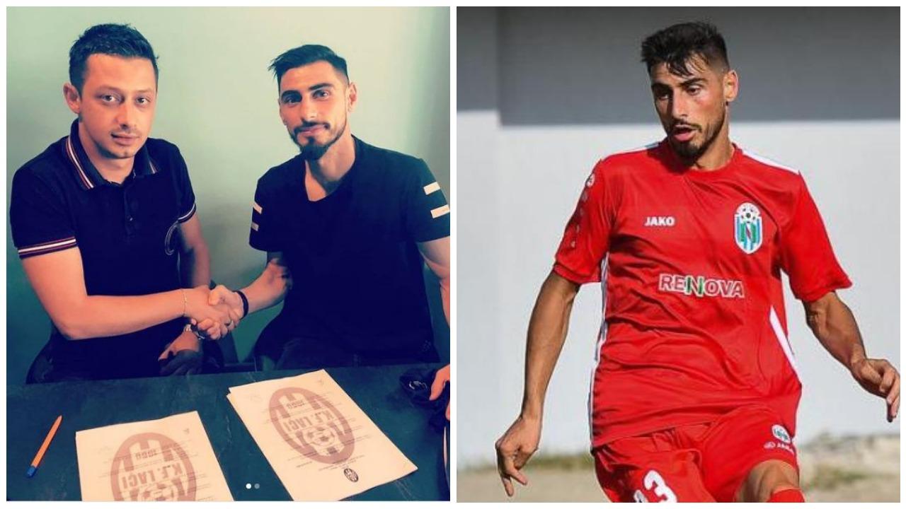 Zyrtare: Vjen nga Maqedonia e Veriut, Laçi firmos me një mbrojtës të djathtë