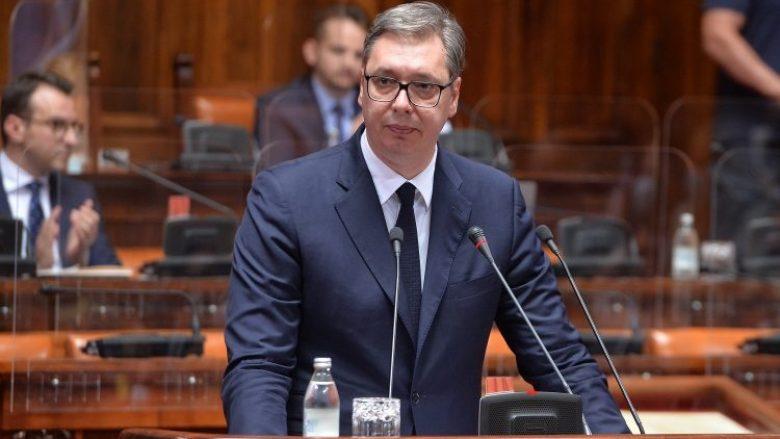 Kosova ka refuzuar të marrë pjesë, Vuçiç paralajmëron takim në kuadër të mini-Shengenit