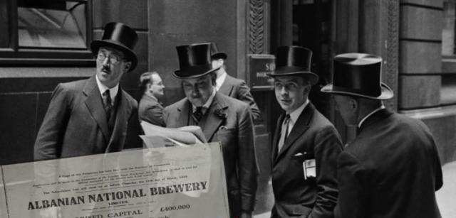 """Një kompani shqiptare në """"London Stock Exchange"""" në 1929: Historia e sipërmarrjes që tentoi qendrën financiare të botës"""