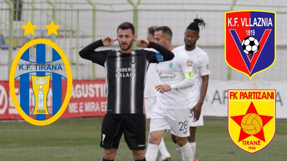 Eksod te Partizani e Vllaznia, Redon Xhixha 150 milion lekë larg Tiranës