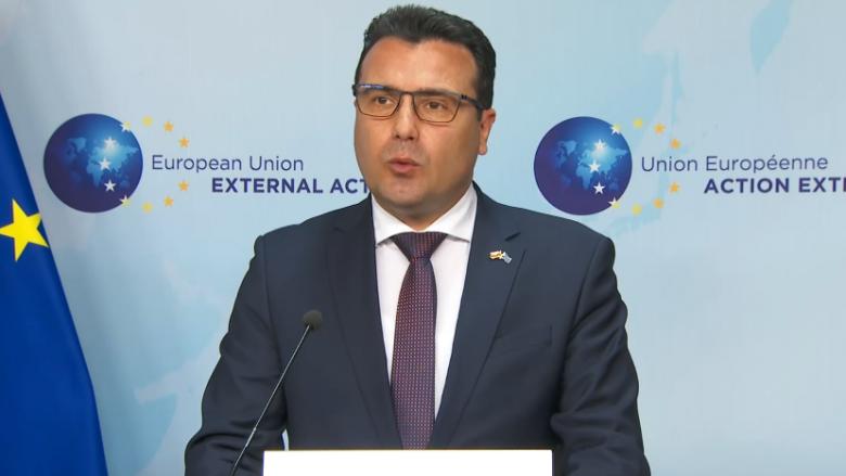 Negociatat/ Zaev: Përmbushëm të gjitha kushtet për fillim të bisedimeve