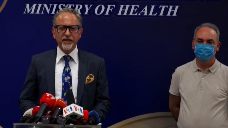Ministri i Shëndetësisë në Kosovë: Vaksinohuni, jemi larg fundit të pandemisë