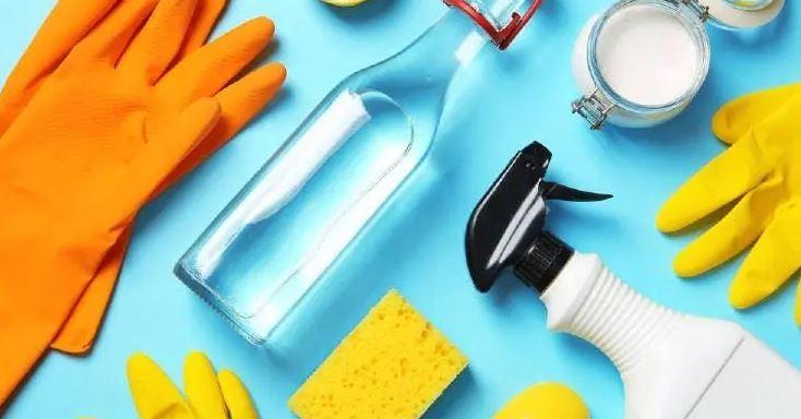 """Stop detergjentëve, 4 produkte natyrore """"magjike"""" për të pastruar shtëpinë tuaj"""