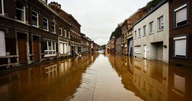 Përmbytjet katasfrofike në Europën Perëndimore përmes fotove