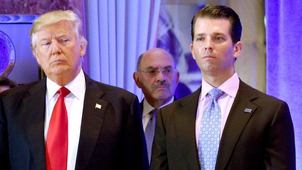 Kompania e Donald Trump akuzohet për krime me taksat