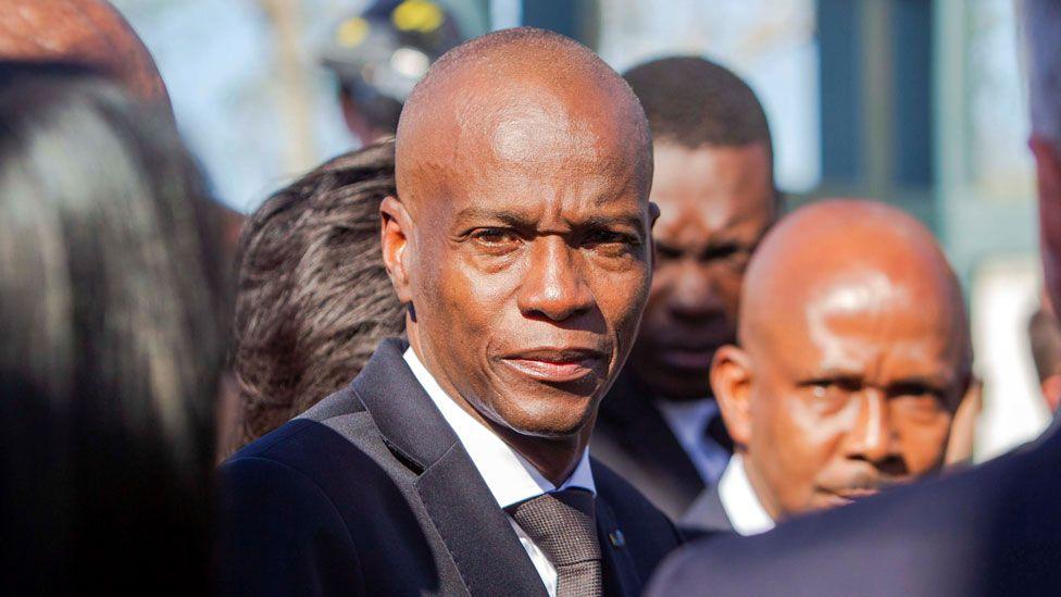 U vra nga 28 mercenarë, çfarë dimë  deri me tani nga ekzekutimi i presidentit të Haitit