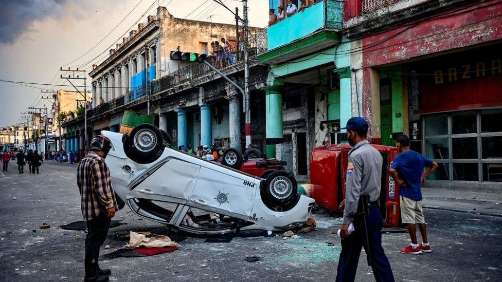 Pas trazirave, Kuba heq detyrimet doganore për ushqimet dhe ilaçet