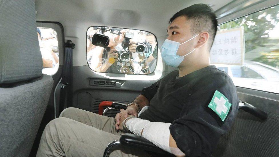 Ligji për sigurinë kombëtare në Hong Kong, jepet dënimi i parë