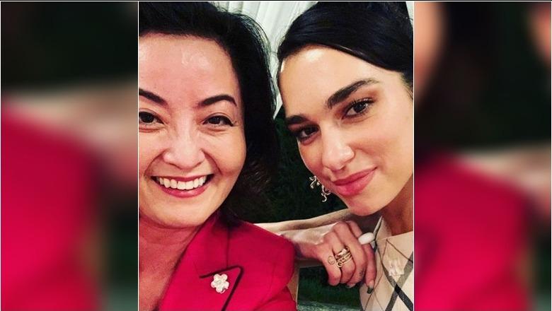 Yuri Kim darkon me Dua Lipën dhe ndan foton: Një super yll në skenë dhe jashtë saj