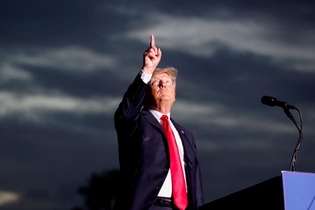 Rënia e Donald Trump është më e largët sesa mund të imagjinohet