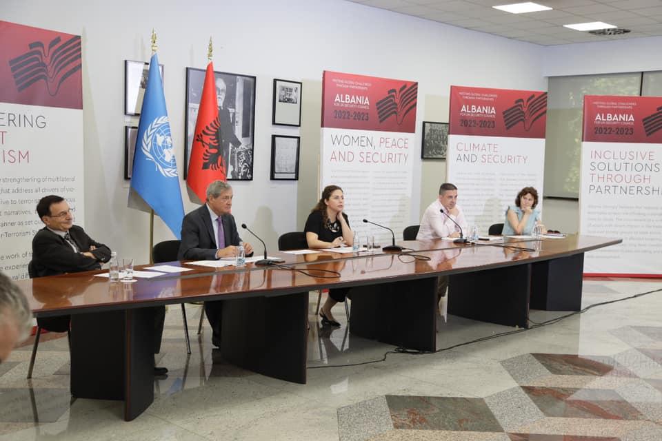 Këshilli i Sigurimit në OKB, Xhaçka: Ekipi që do të përzgjidhet do të jetë zëri e fytyra e shqiptarëve