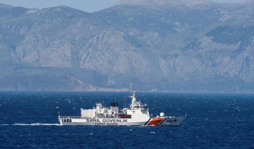 Roja e bregdetit turk hapi zjarr mbi një anije detare qipriote