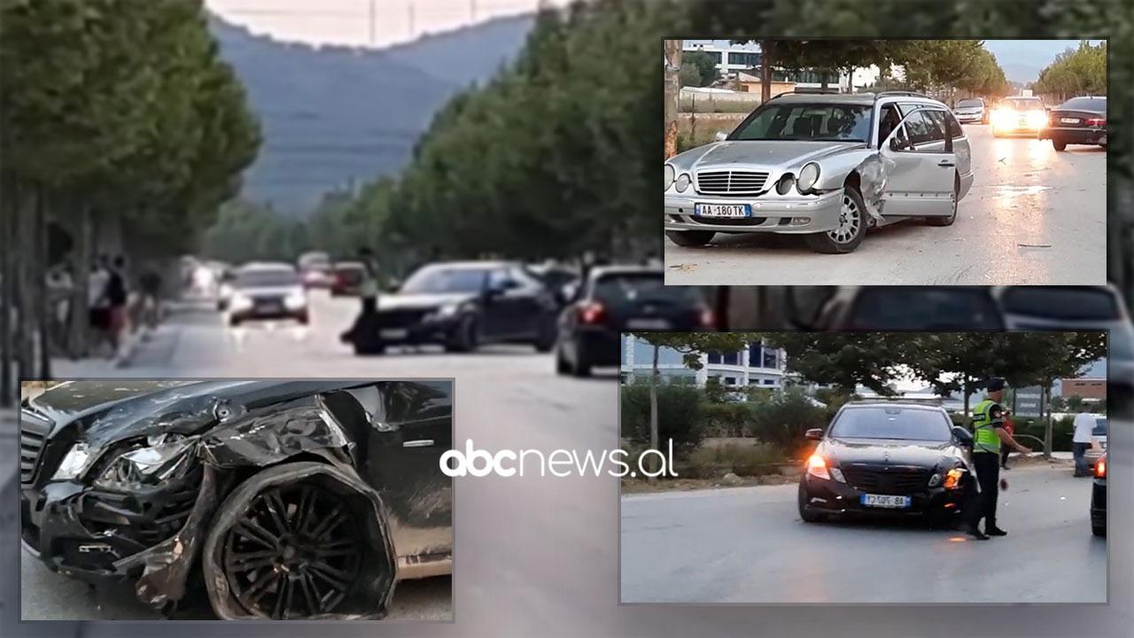 """Turistët aksidentohen me """"Benzin"""" me qira në Berat"""