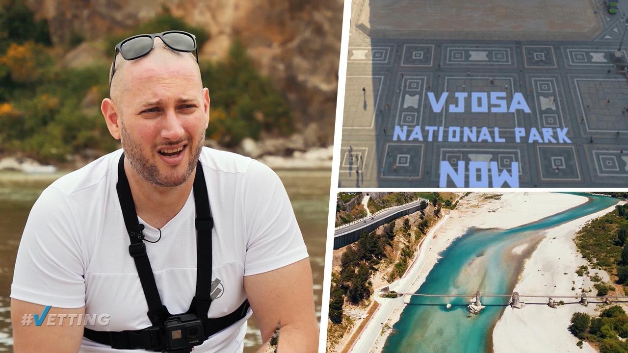 Florian Binaj thirrje artistëve: Të jenë aktiv për mbrojtjen e Vjosës, po aq sa dalin në fushatë krah politikanëve