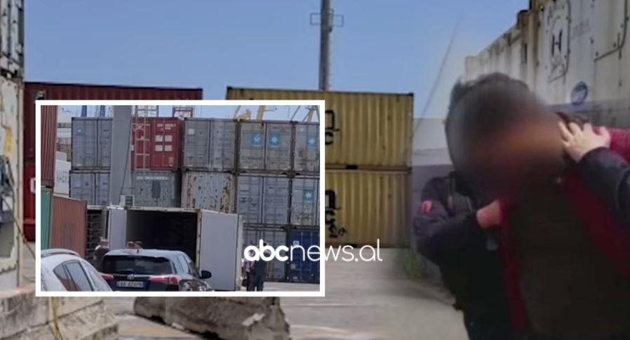 11.6 kg kokainë në Portin e Durrësit, dosja i kalon SPAK