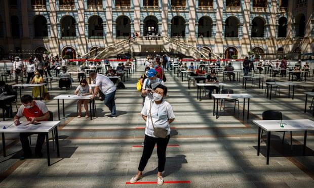 Mbi 9 mijë raste me Covid dhe 217 viktima nga Covid në Meksikë
