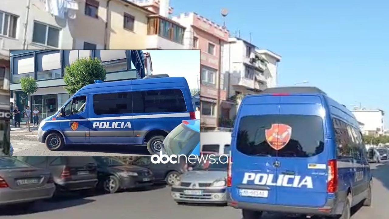 """Droni zbuloi kanabis, FNSH aksion """"blic"""", 13 furgonë policie rrethojnë Niklën"""