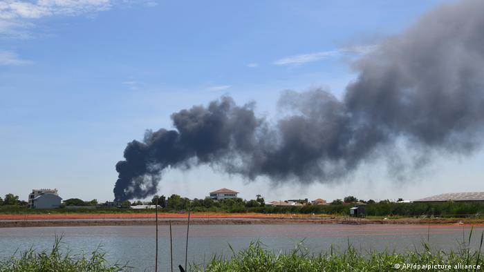 Shpërthim në një fabrikë në Tajlandë, një i vdekur dhe 33 të plagosur