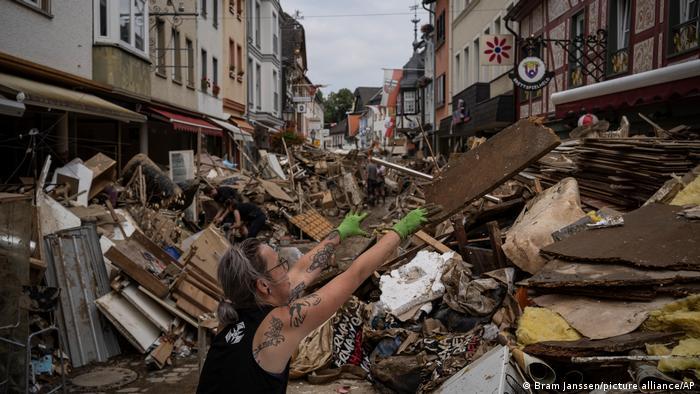Gjermani: Sa kushton përmbytja e shekullit?