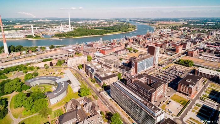 Pse ndodhen impiantet kimike gjermane pranë qyteteve të mëdha?