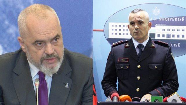 Pas kritikave të Ramës, Ardi Veliu shkarkon shefin e Komisariatit të Sarandës