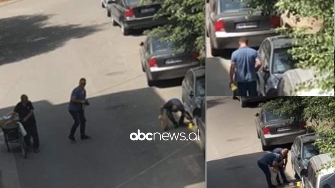 Dolën huq me trafikantët, momenti kur policët gjejnë drogën e fshehur në kuti picash