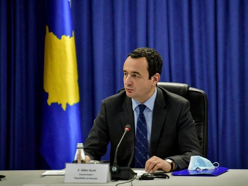 Kurti kujton 11 vjetorin e vendimit të GJND-së për Pavarësinë e Kosovës, përmend dialogun me Serbinë