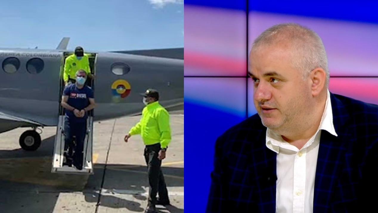 """""""Eskobari"""" shqiptar në Kolumbi, çfarë dihet për """"Jimmy""""-in? Hoxha: Të dhëna interesante dhe bosi i vërtetë"""