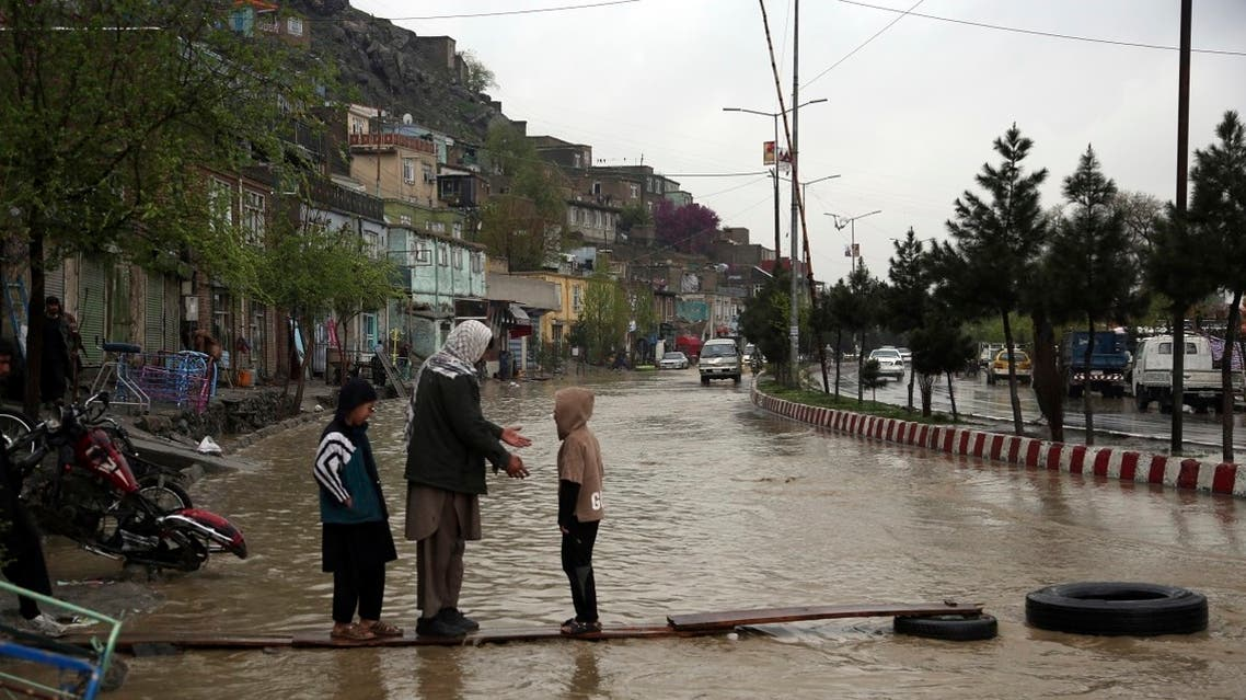 Përmbytjet në Afgansitan, 40 viktima dhe 150 të zhdukur