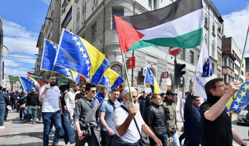 """Partia islamike në Bosnje një """"eksperiment ndoshta i rrezikshëm"""""""