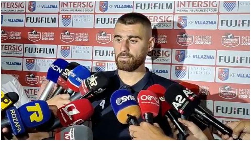 Adili: Bëmë më shumë se maksimumin, bëhem nevrik edhe nëse luaj ndaj babait