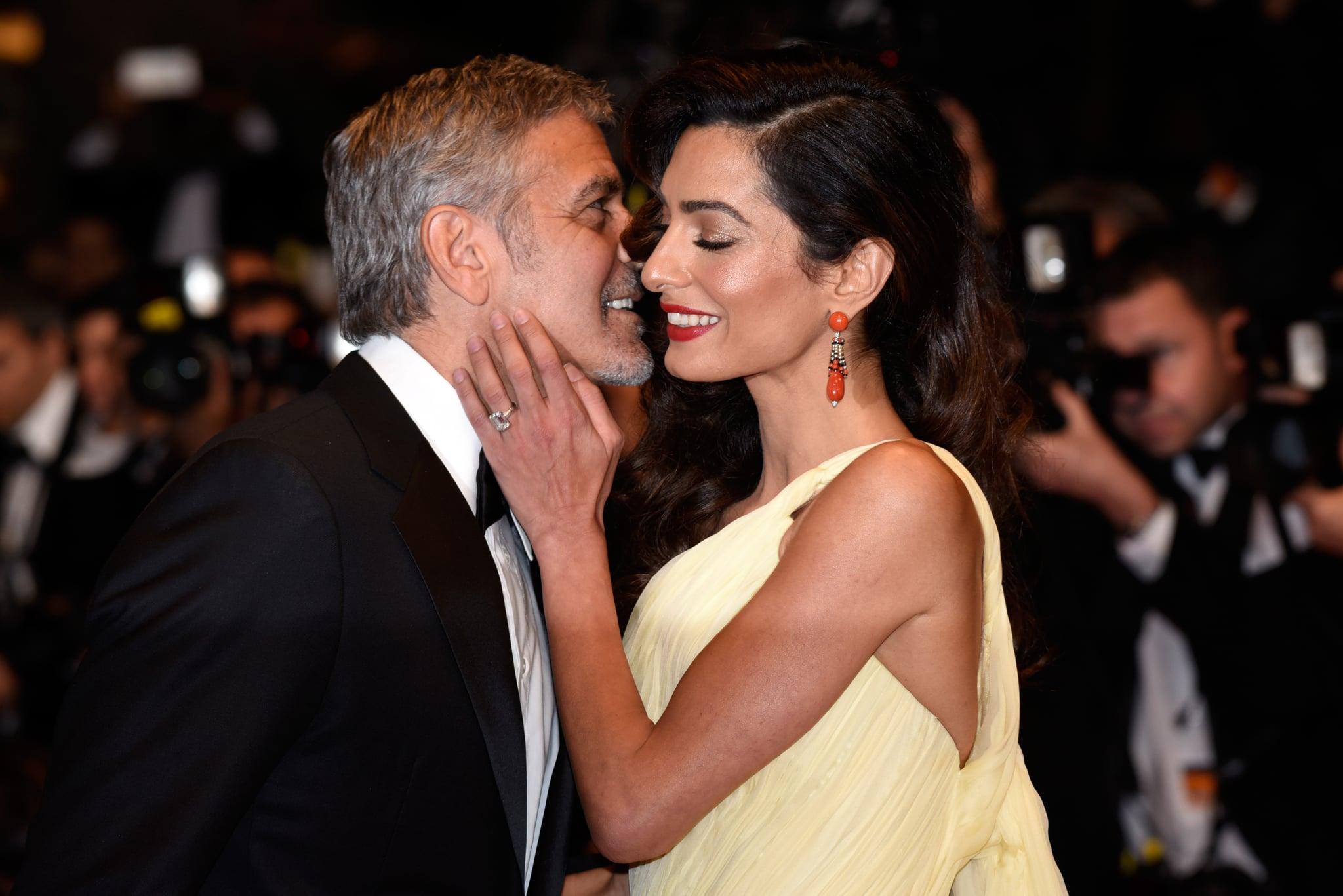 George dhe Amal Clooney hedhin poshtë thashethemet se do të bëhen sërish prindër