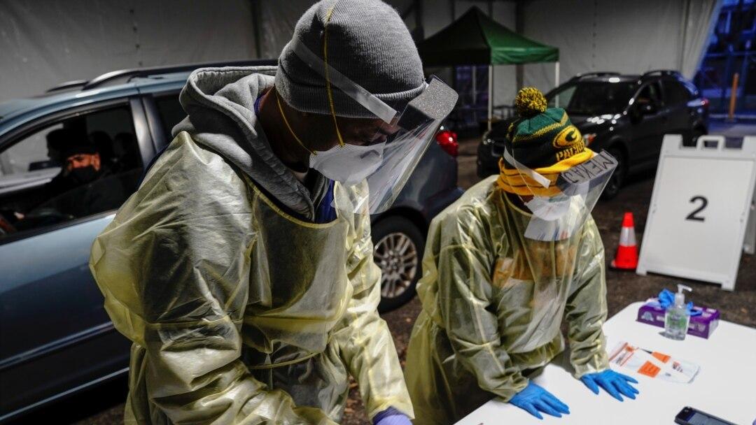 SHBA, rritje e qëndrueshme e rasteve me koronavirus