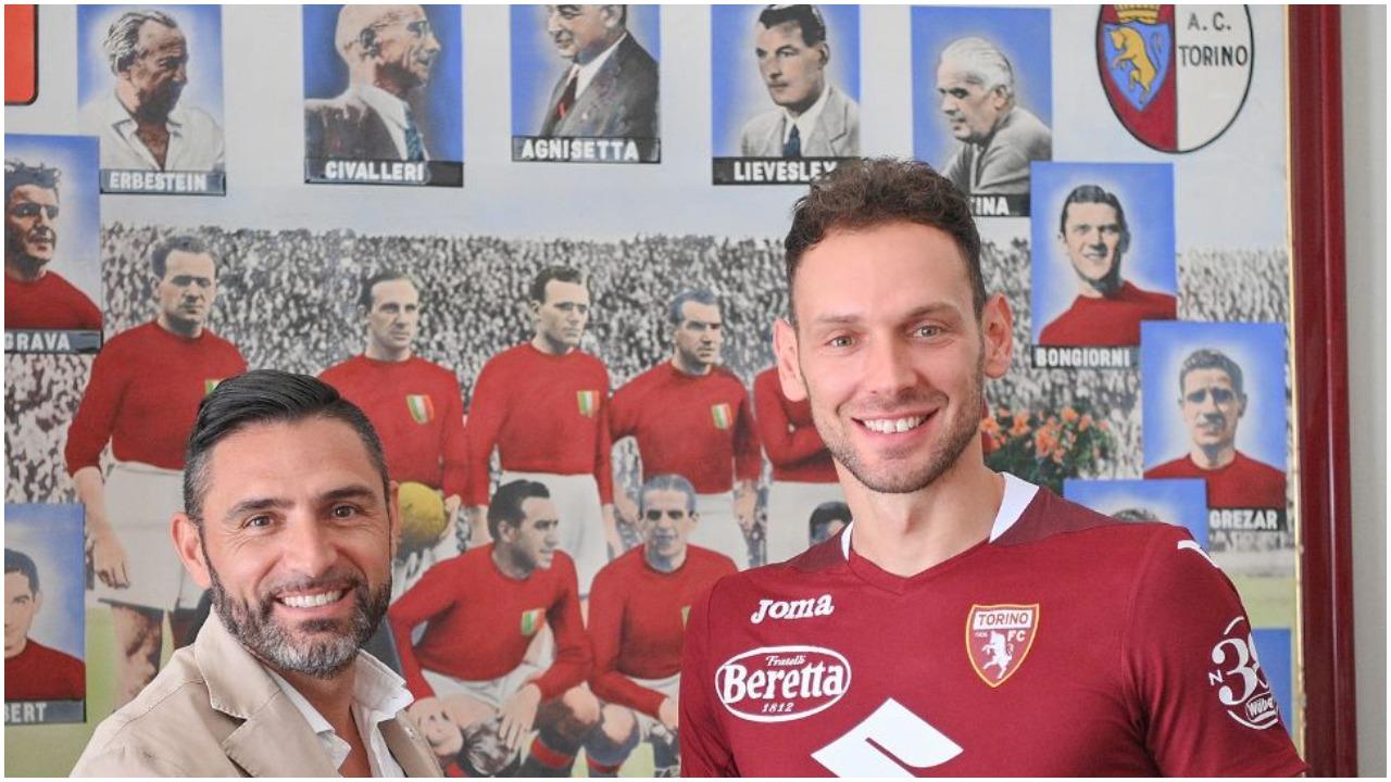 Zyrtare: Etrit Berisha rikthehet në Serie A, firmos kontratë 3-vjeçare