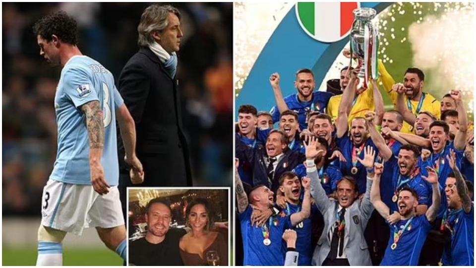 """""""Italia më lëndoi! Mancini trajner i dobët, e urrej"""", ish-mbrojtësi nuk përmbahet"""