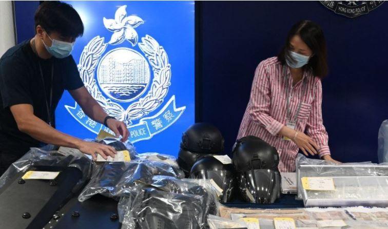 Akuza për komplot terrorist në Hong-Kong, 9 të arrestuar, mes tyre edhe adoleshentë