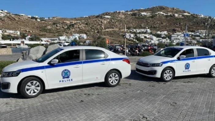 Krimineli i rrezikshëm pikaset në ishullin e të pasurve në Greqi, policia kontrolle cep më cep
