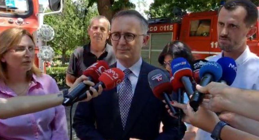 Italian Ambassador: EU to give a strong signal to the region, expecially for Albania