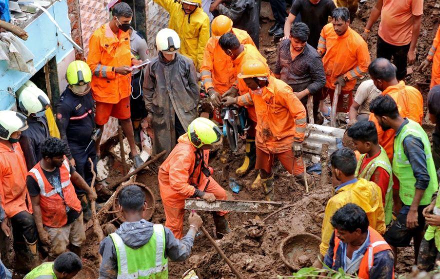 Të paktën 30 viktima nga rrëshqitjet e dheut në Indi